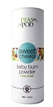 Peas in a Pod - Sweet Cheeks Bum Powder 100g